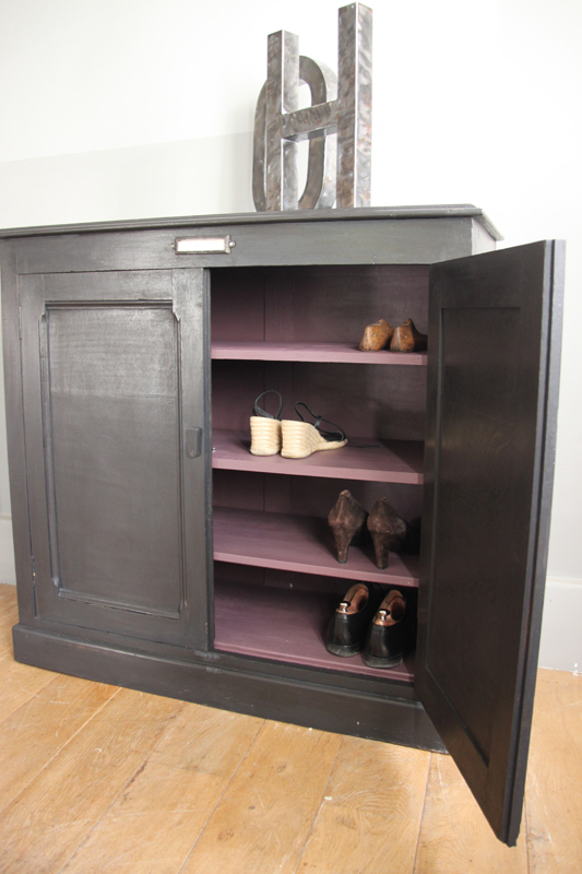 meuble chaussures relooking meubles pinterest. Black Bedroom Furniture Sets. Home Design Ideas